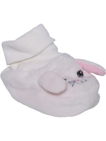 Pantuflas niña H&M blanco 18 invierno #1280298_1