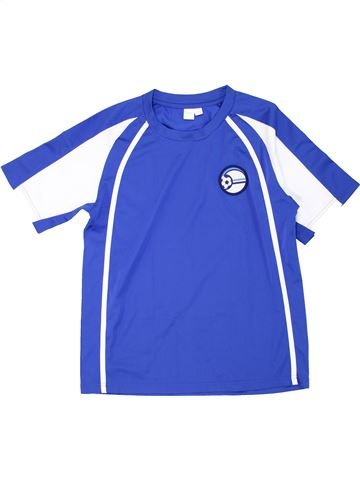 Camiseta deportivas niño ALIVE azul 12 años verano #1280299_1