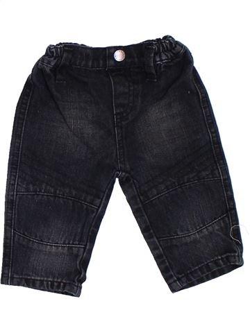 Pantalón niño MAMAS & PAPAS azul oscuro 6 meses invierno #1281468_1