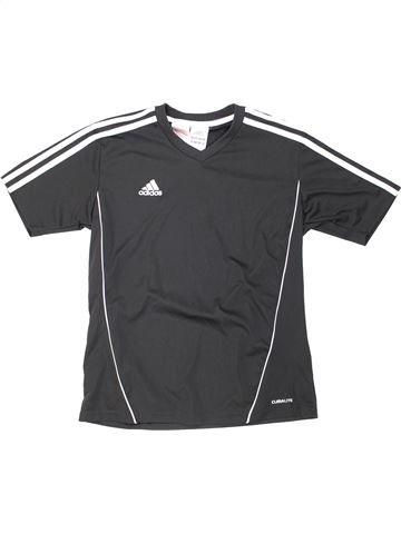Camiseta deportivas niño ADIDAS gris 12 años verano #1281950_1