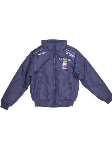 Blouson garçon MACRON violet 7 ans hiver #1282984_1