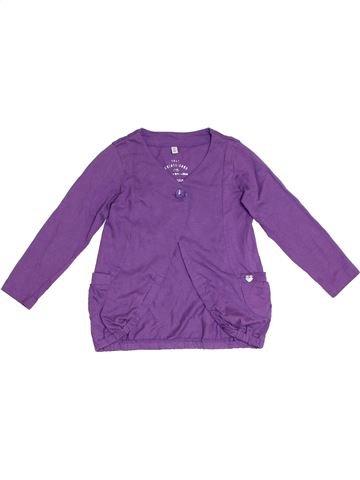 Sweat fille TOM TAILOR violet 4 ans été #1284250_1