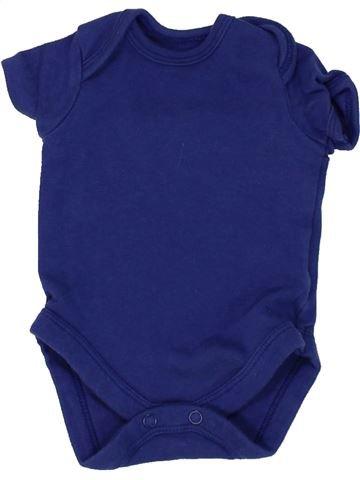 T-shirt manches courtes garçon MOTHERCARE bleu prématuré été #1284291_1