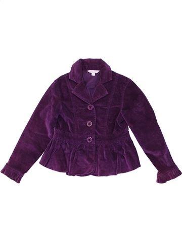 Veste fille MONSOON violet 5 ans hiver #1286000_1