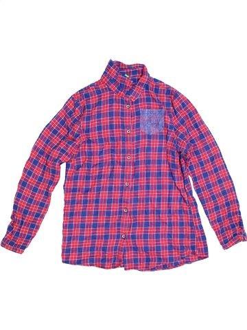 Blusa de manga larga niña BENETTON violeta 13 años invierno #1286090_1