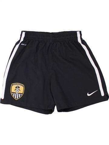 Pantalon corto deportivos niño NIKE azul oscuro 12 años verano #1286853_1