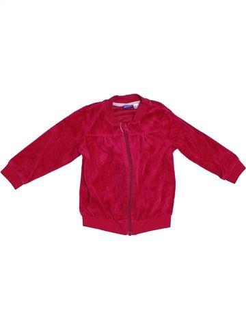 Chaleco niña LUPILU rojo 3 años invierno #1287939_1