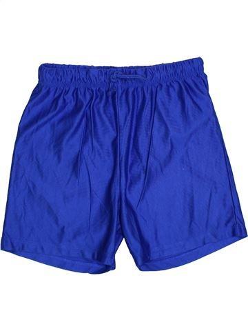 Short de sport garçon CRANE bleu 12 ans été #1288692_1