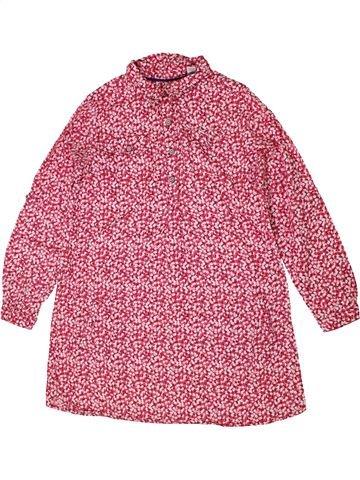 Túnica niña OKAIDI rosa 8 años invierno #1289154_1