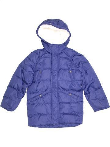 Doudoune garçon ORIGINAL MARINES violet 10 ans hiver #1290302_1