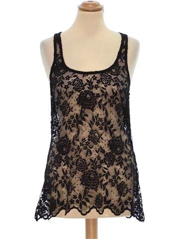 Camiseta sin mangas mujer BERSHKA L verano #1290601_1
