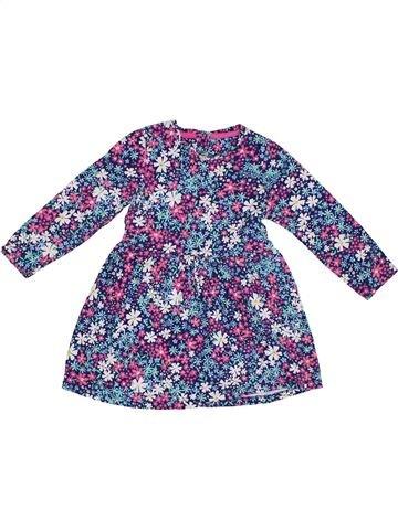 Vestido niña MOTHERCARE azul 2 años invierno #1291218_1