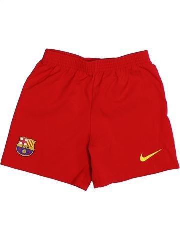 Pantalon corto deportivos niño NIKE rojo 5 años verano #1293221_1