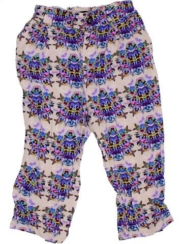 Pantalón corto niña PRIMARK gris 3 años verano #1294856_1