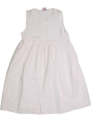 Vestido niña ERGEE blanco 8 años verano #1295044_1