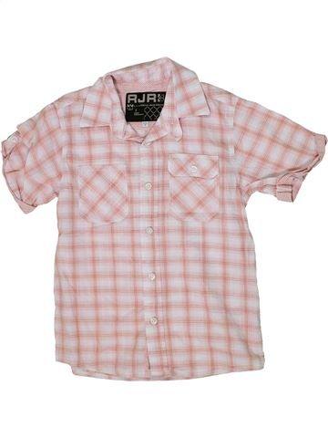 Camisa de manga corta niño DEBENHAMS rosa 9 años verano #1295079_1