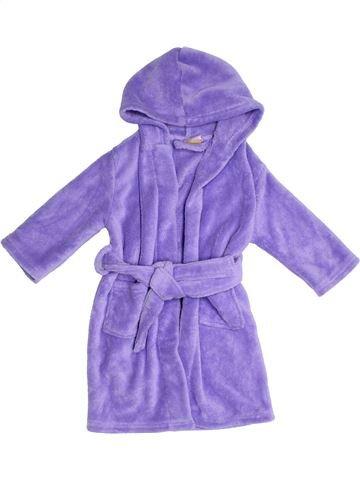 Bata niña KIDS AVENUE violeta 3 años invierno #1295156_1