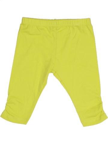 Legging fille MINI CLUB jaune 3 ans été #1295226_1