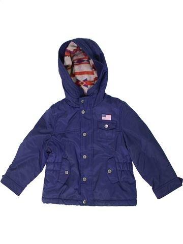 Abrigo niño ORIGINAL MARINES azul 4 años invierno #1296292_1
