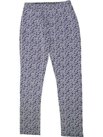 Pantalon fille NUTMEG gris 13 ans hiver #1296815_1