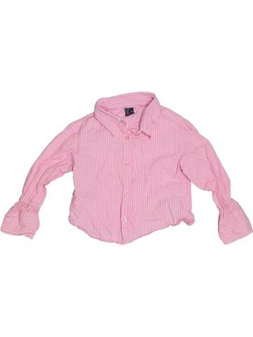Blouse manches longues fille ZARA rose 3 ans hiver #1297479_1