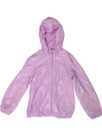 Anorak-Trinchera niña BENETTON rosa 7 años verano #1297481_1