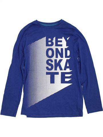 Camiseta de manga larga niño F&F azul 13 años invierno #1297490_1