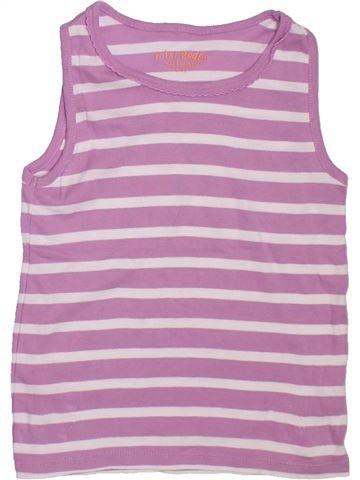 Camiseta sin mangas niña BODEN violeta 7 años verano #1298295_1