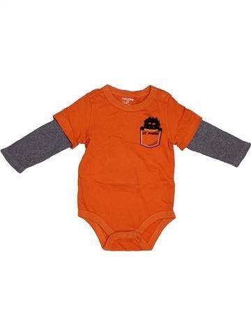 Camiseta de manga larga niño GAP naranja 2 años invierno #1298369_1