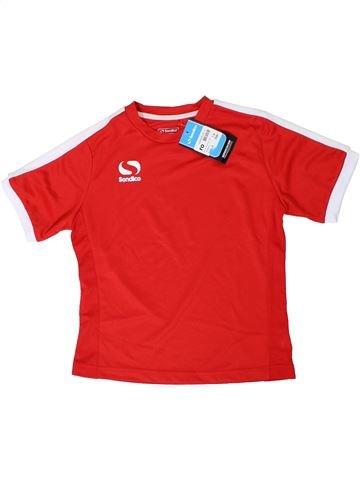 Camiseta deportivas niño SONDICO rojo 8 años verano #1298397_1