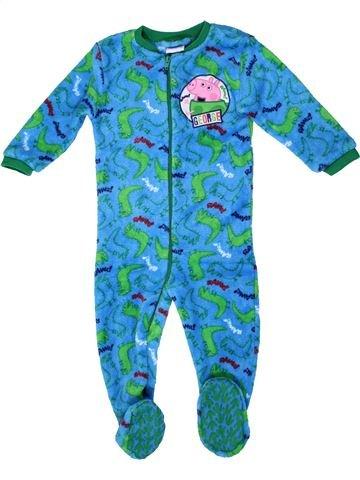 Robe de chambre garçon MINI CLUB bleu 3 ans hiver #1298769_1