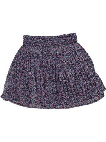 Falda niña TU violeta 5 años verano #1298904_1