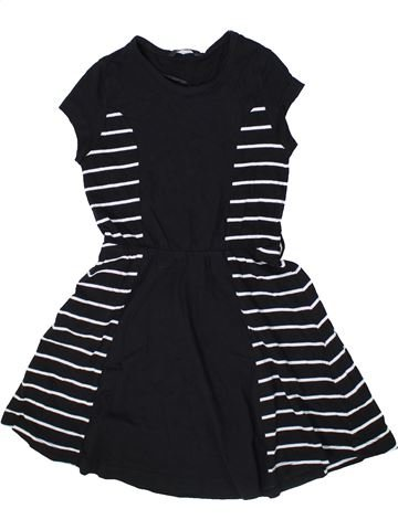 Vestido niña GEORGE negro 7 años verano #1298957_1
