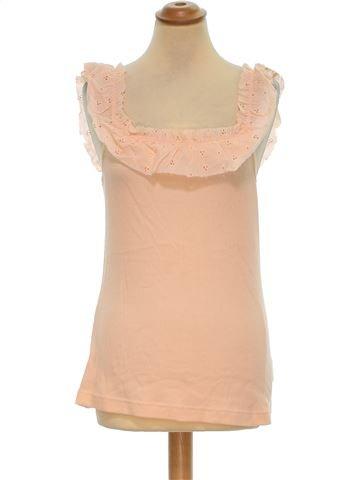 Camiseta sin mangas mujer AMISU 44 (L - T3) verano #1298972_1