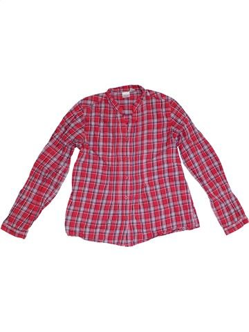 Blusa de manga larga niña ALIVE rosa 10 años invierno #1299169_1