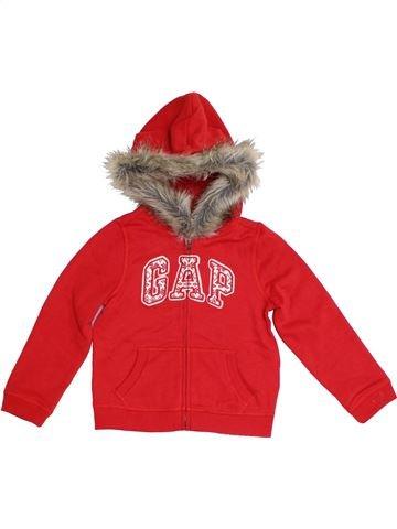 Sudadera niña GAP rojo 5 años invierno #1299355_1