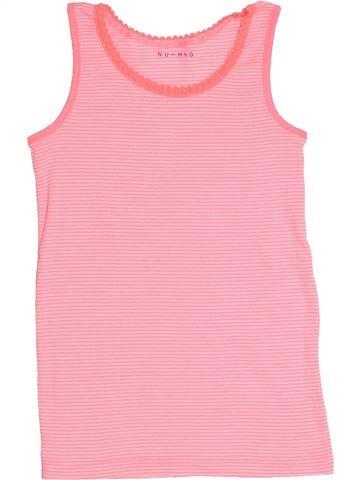 T-shirt sans manches fille NUTMEG beige 13 ans été #1299400_1