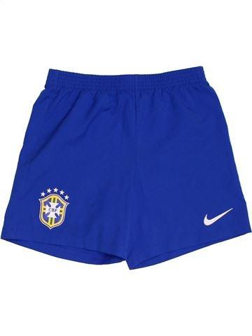 Pantalon corto deportivos niño NIKE azul 7 años verano #1299410_1