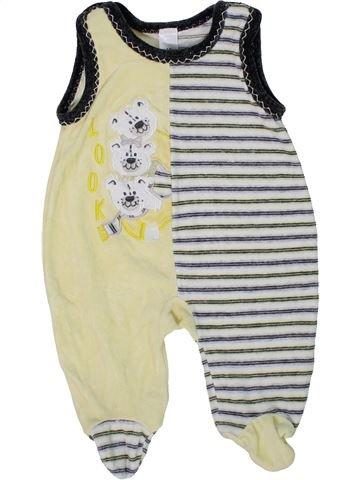 Pijama de 1 pieza niña C&A beige 1 mes invierno #1299495_1