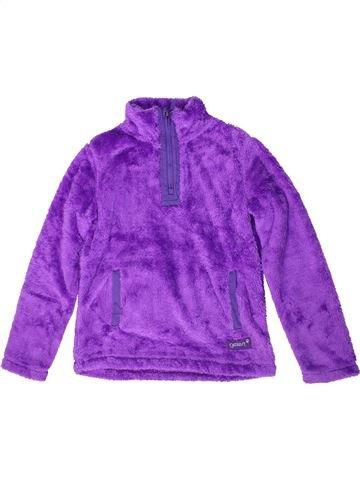 Pull fille GELERT violet 12 ans hiver #1299996_1