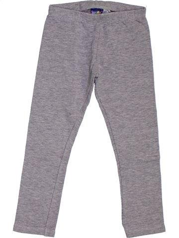 Legging niña LUPILU gris 6 años invierno #1300082_1