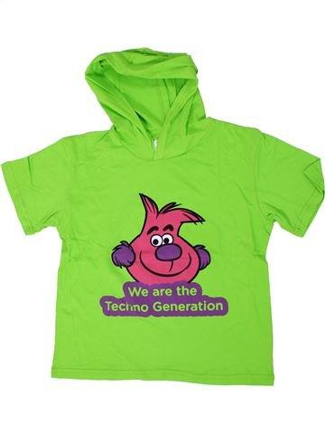 Camiseta de manga corta niño FIRST CHOICE verde 8 años verano #1300103_1