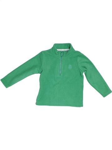 jersey niño NUTMEG verde 2 años invierno #1300320_1