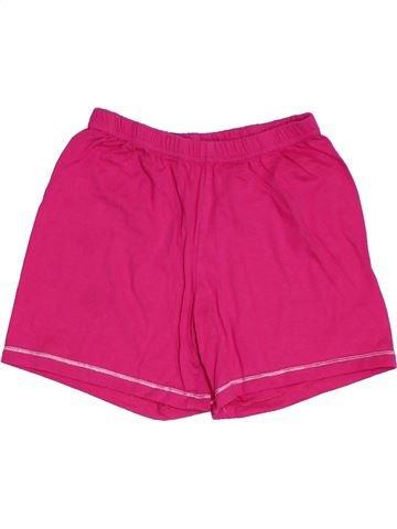 Short-Bermudas niña SANS MARQUE rosa 6 años verano #1300356_1