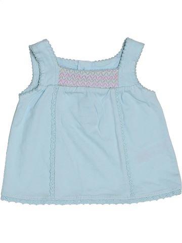 Camiseta sin mangas niña F&F gris 1 mes verano #1300481_1