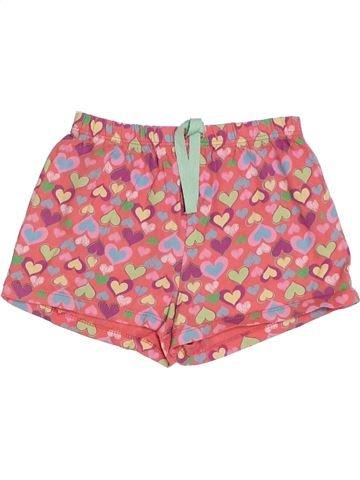 Short-Bermudas niña MARKS & SPENCER rosa 4 años verano #1300516_1