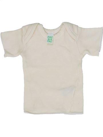 Camiseta de manga corta unisex PRENATAL blanco 1 mes verano #1300872_1