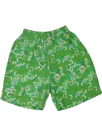 Short - Bermuda garçon SANS MARQUE vert 2 ans été #1301134_1