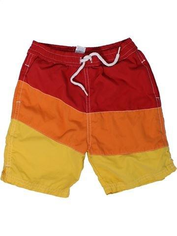 Bañador niño SANS MARQUE naranja 2 años verano #1301193_1