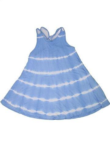 Vestido niña TU azul 4 años verano #1301229_1